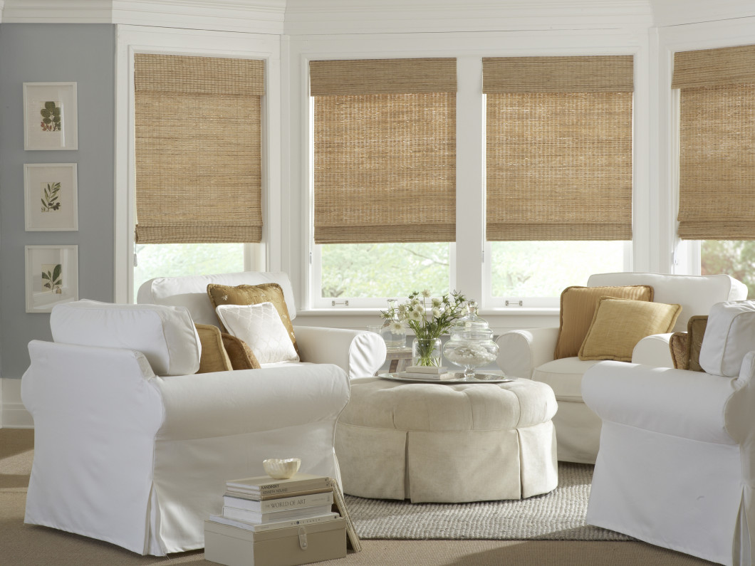 Custom Window Treatments for Private Residences